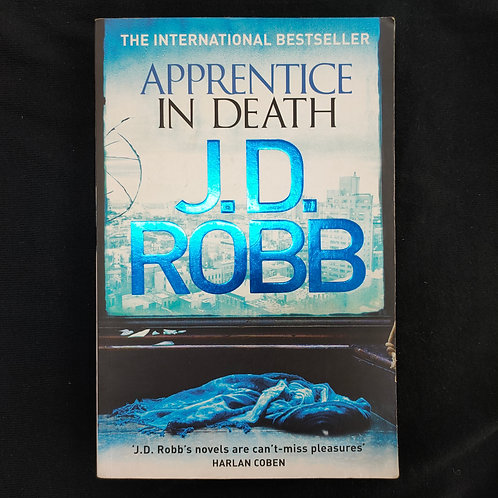 Apprentice in Death by J.D Robb