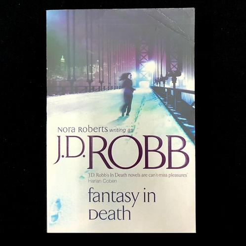 Fantasy In Death byJ.D. Robb