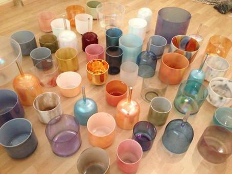 Why Quartz Crystal Bowls?