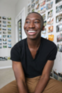 Joseph Oteng - Photographer & Graphic Designer