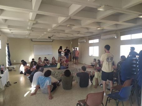 Dror Israel leads summer programming for American university students