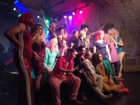 10th annual Drag Night at the Jam in Akko