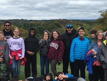 Cedar Glen Field Trip