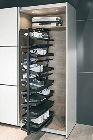 Shoes cabinet design ,Penang,(Skilled decor & Design)