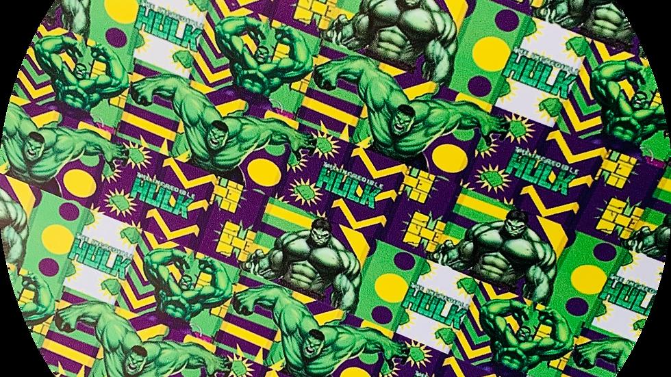 The Hulk ~ Smooth Leatherette