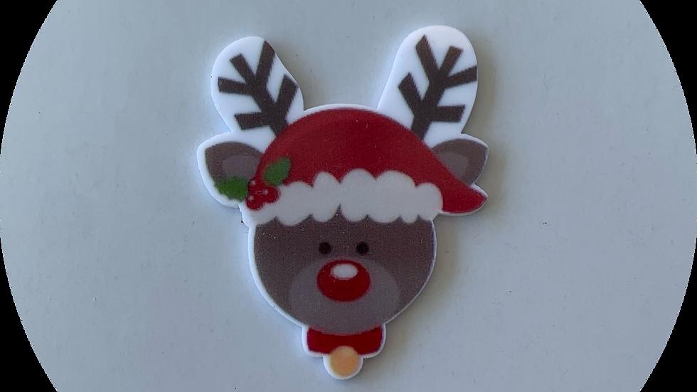 Planar Resin ~ Rudolph Head