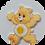 Thumbnail: Yellow care bear planar Resin