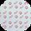 Thumbnail: Custom Print ~ Canvas ~ JoJo  ~Pinkish White