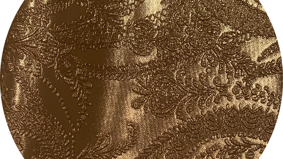 Luxe Embossed Leatherette ~ Fire ~ 1.05mm Thickness