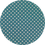 Thumbnail: Luxe Glitter Polka Dots ~Tiffany ~ 1.05mm Thickness
