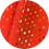 Thumbnail: Red Polka Dots ~ Smooth Faux Leather