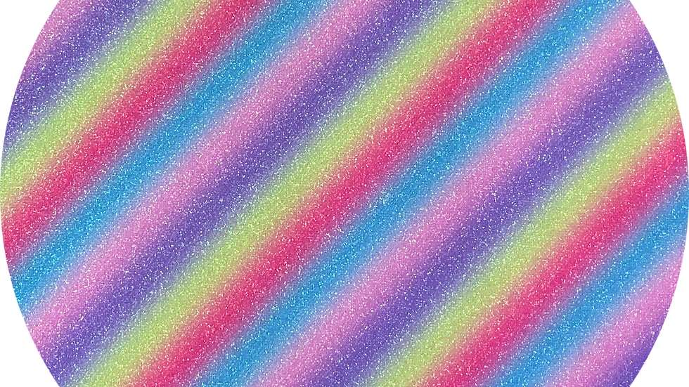 Super Fine Glitter ~ Rainbow ~ 0.70mm Thickness