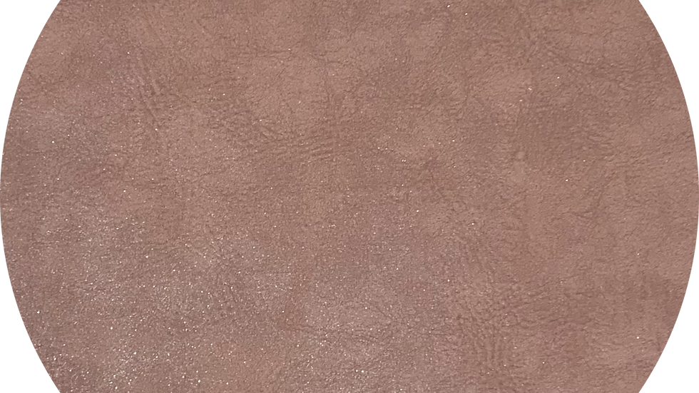 Luxe shimmer Suede ~Blush ~ 1.05mm Thickness