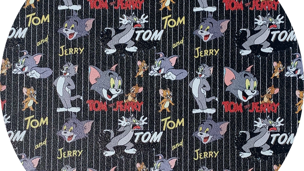Tom & Jerry ~ Smooth Luxe Leatherette
