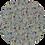 Thumbnail: Floral Glitter & Lace ~ Blue