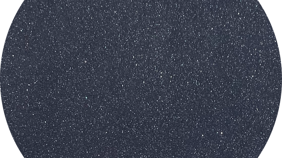 Luxe Shimmer Suede ~ Navy Blue ~ 1.25mm Thickness