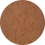 Thumbnail: Brown Waffle Texture ~ Soft Luxe Leatherette ~ 1.0mm Thickness