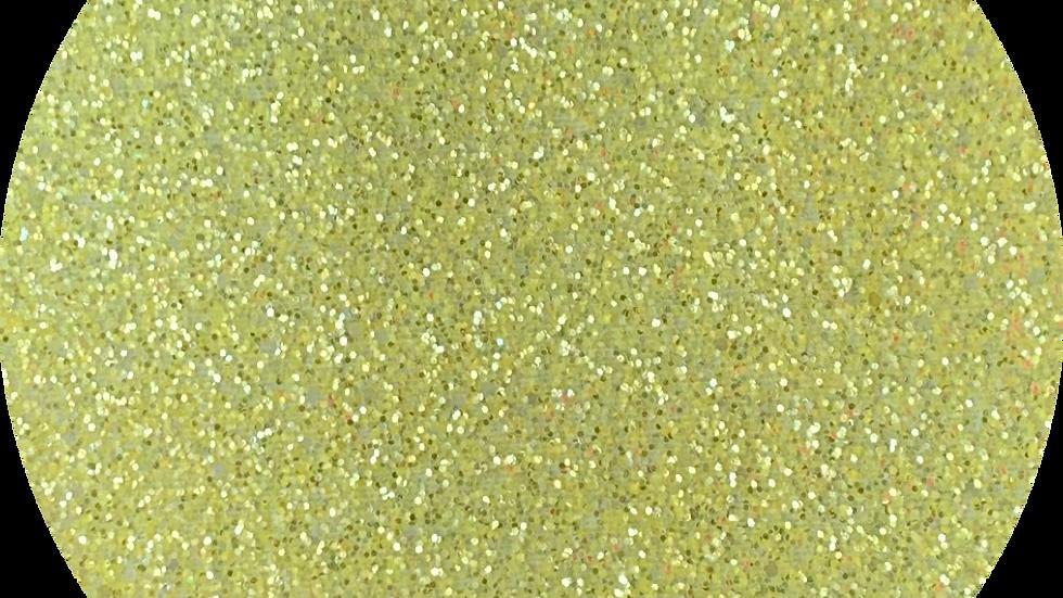 Chunky Glitter ~ Lemon