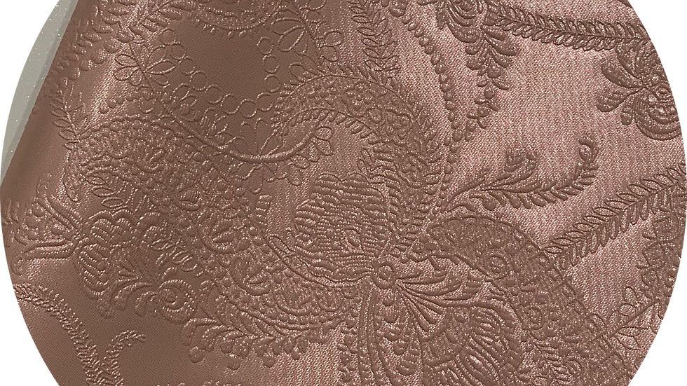 Luxe Embossed Leatherette ~ Ballerina Pink ~ 1.05mm Thickness