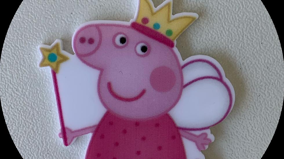 Peppa Pig Wand ~Planar Resin