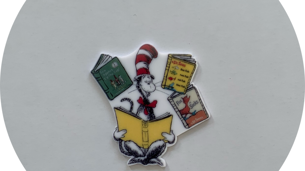 Cat in the Hat ~ Planar Resin