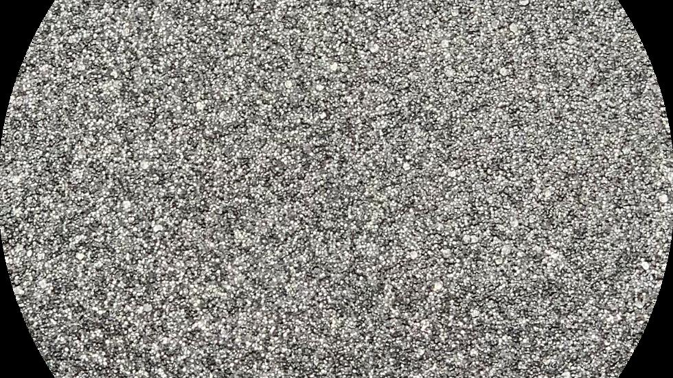 Silver ~ Metal Glitter