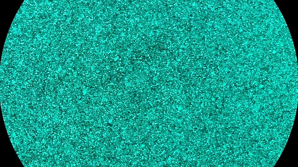 Green ~ Metal Glitter