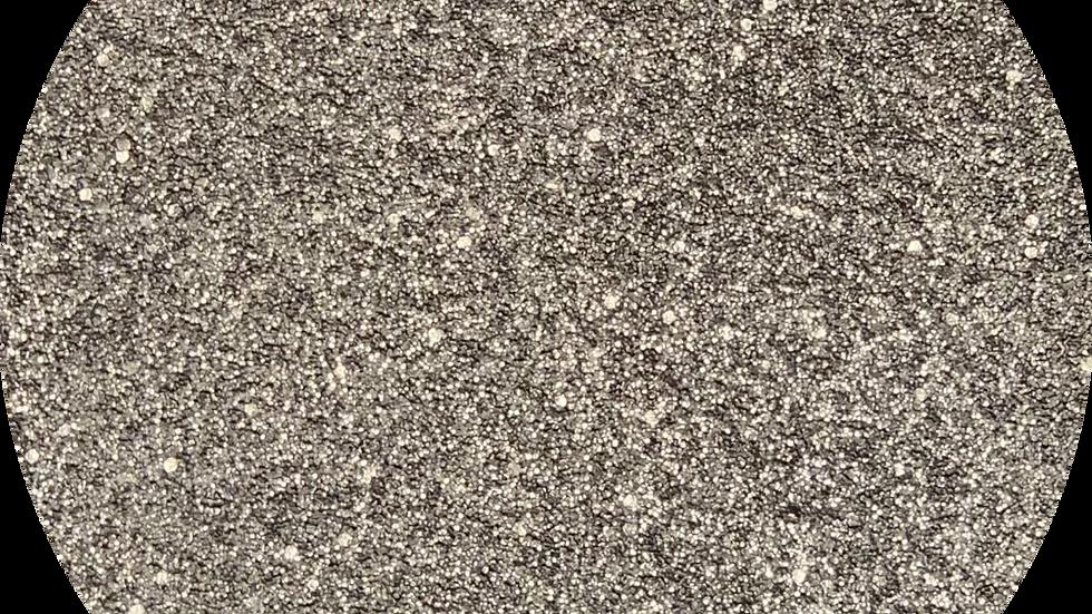 Silver Grey ~ Metal Glitter