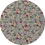 Thumbnail: floral Glitter & Lace ~ Purple