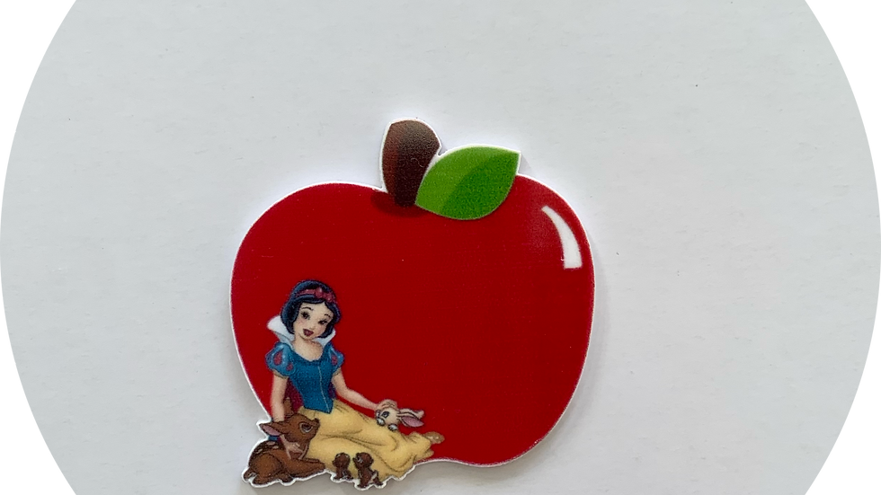 Snow White ~ Planar Resin