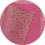 Thumbnail: Chunky Glitter with matching backing ~ Pink Flutter