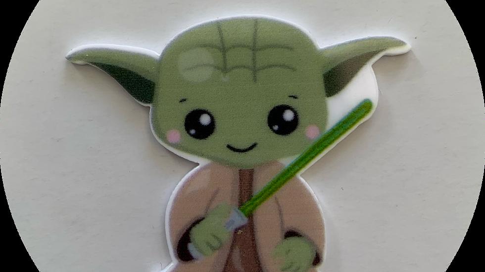 Yoda ~ Planar Resin