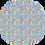 Thumbnail: Custom Print ~ Canvas ~ Christmas ~ Blue Background
