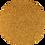 Thumbnail: Orange ~ Metal Glitter