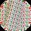 Thumbnail: Christmas Dog~ luxe Grain Litchi
