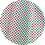 Thumbnail: Christmas Polka Dots ~ Fine Glitter
