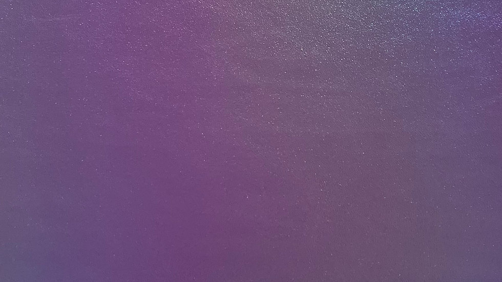 Iridescent Pearl Smooth Faux Leather ~ Purple
