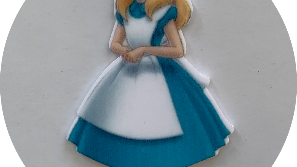 Alice ~ Planar Resin
