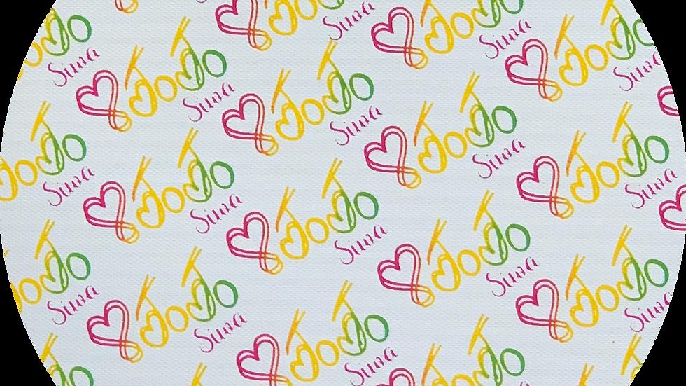 Custom Print ~ Canvas ~ JoJo Logo