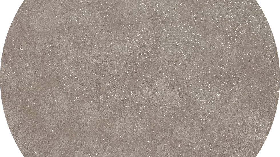 Luxe Shimmer Suede ~ Ivory ~ 1.25mm Thickness