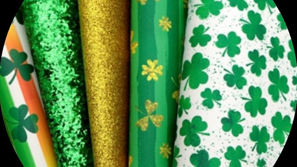 St Patricks Day Clover Bundle