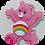 Thumbnail: Pink care bear Planar Resin