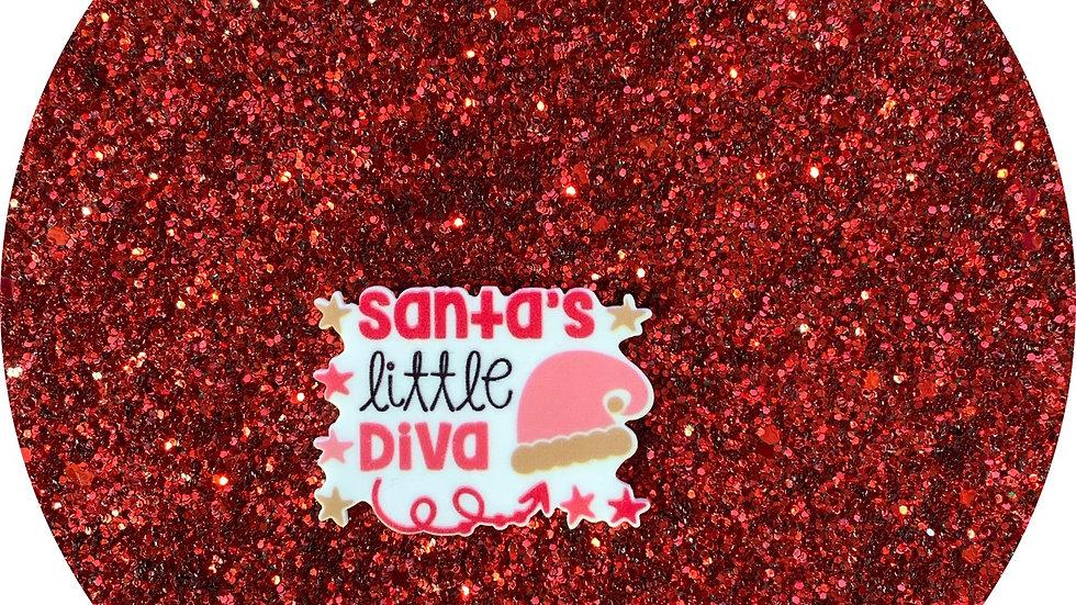 Planar Resin ~ Santa's little Diva