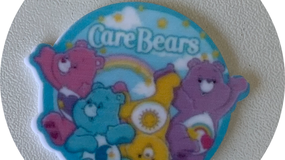 Care Bears ~ Planar Resin