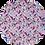 Thumbnail: Fruit Bat ~ Stars ~ Lavender