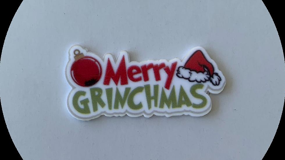 Planar Resin ~Merry Grinchmas