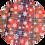 Thumbnail: Christmas  Plad ~ luxe Grain Litchin