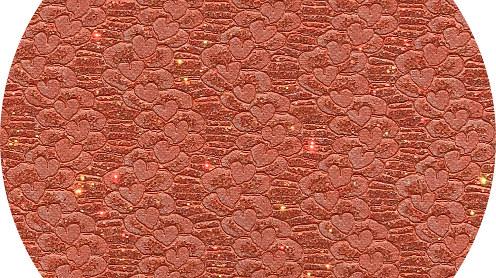Glitter & Lace ~ Tangerine