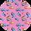 Thumbnail: Bluey ~ Fine Glitter ~ Pinkish Purple