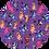 Thumbnail: Bluey & Friends ~ Fine Glitter ~ Purple
